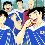 Japan 7 team members