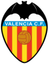 Logo of Valencia
