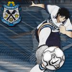Image of Misaki playing for Jubilo Iwata