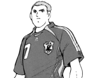 Picture of Hidetoshi Nakata